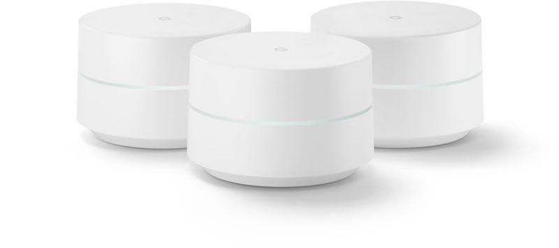 Google Wifi 3-pak