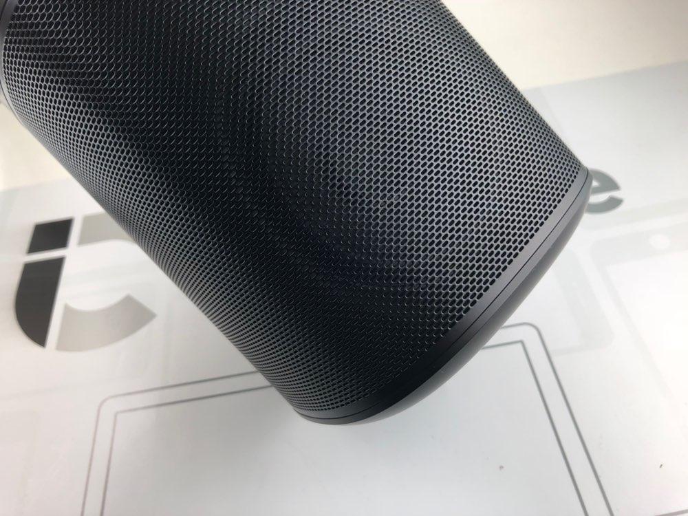 Sonos One review: nieuwe grille in dezelfde kleur