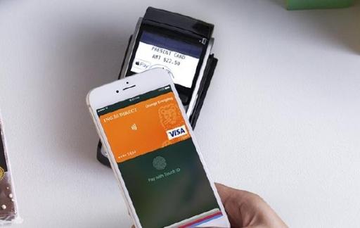 Apple Pay ING-bank