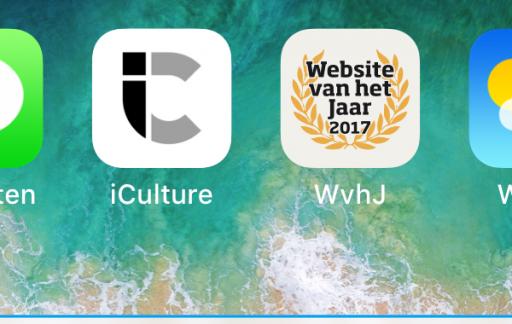 iCulture Website van het Jaar
