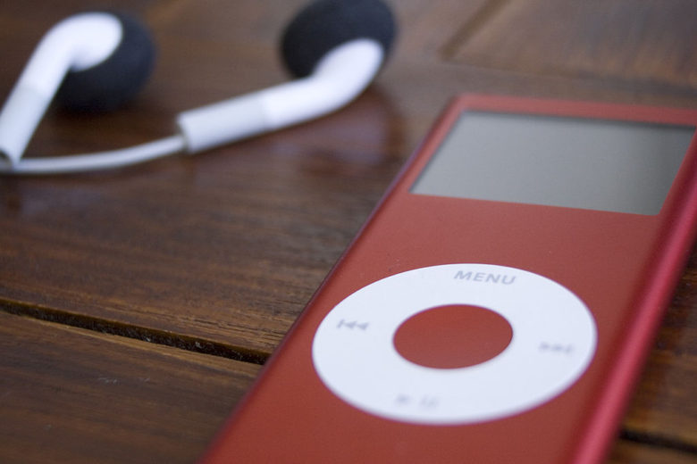 iPod Product Red