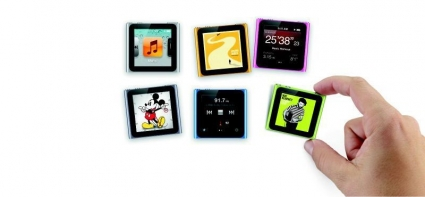 iPod nano wijzerplaten