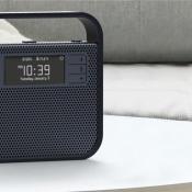Draagbare Triby-radio werkt samen met HomeKit