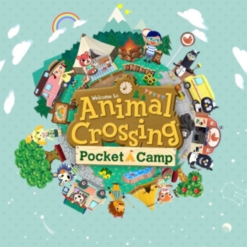 Animal Crossing: Pocket Camp.