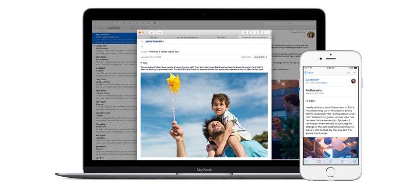 Mac Mail-app
