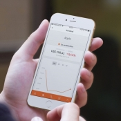 ING Beleggen op de iPhone met Apple-aandelen.