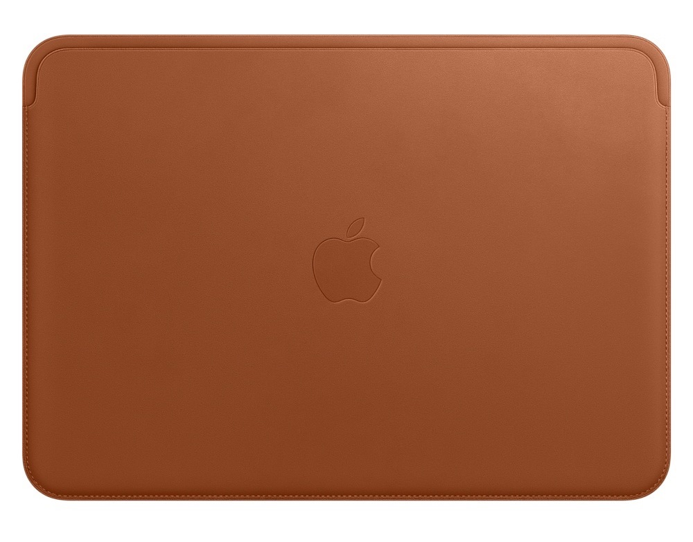 Leren Sleeve voor de 12-inch MacBook.