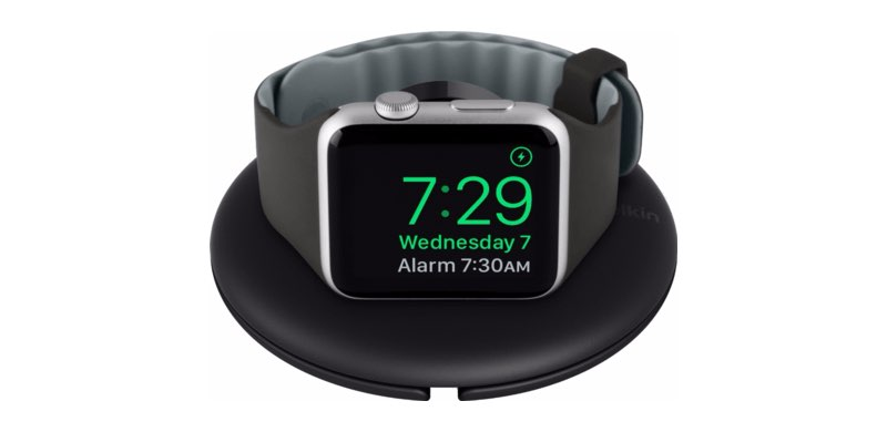 Belkin Travel Stand voor Apple Watch
