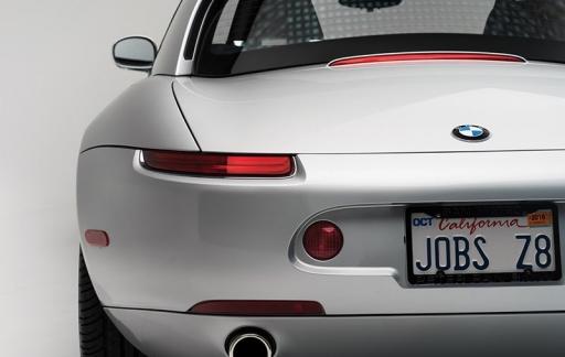 BMW Z8 van Stee Jobs