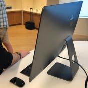 Nieuwe foto's van iMac Pro geven betere kijk op het spacegrijze design