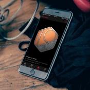 Activiteit op Apple Watch met persoonlijke uitdaging.