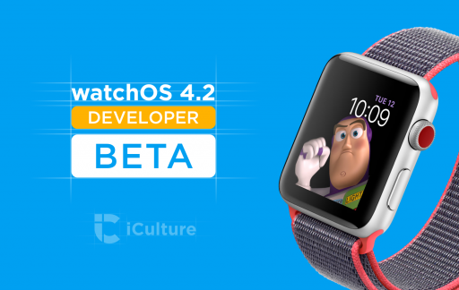 watchOS 4.2 beta.