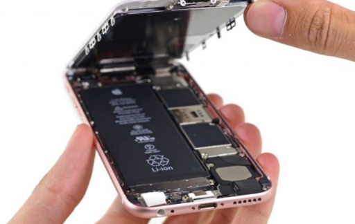Qualcomm chips in iPhone 6s