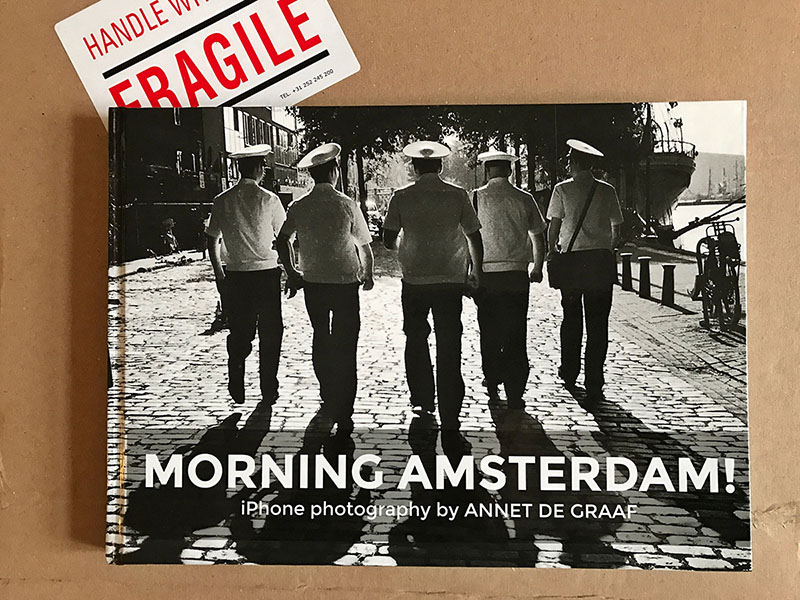 Morning Amsterdam, fotoboek