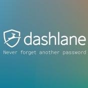 Dashlane logo.