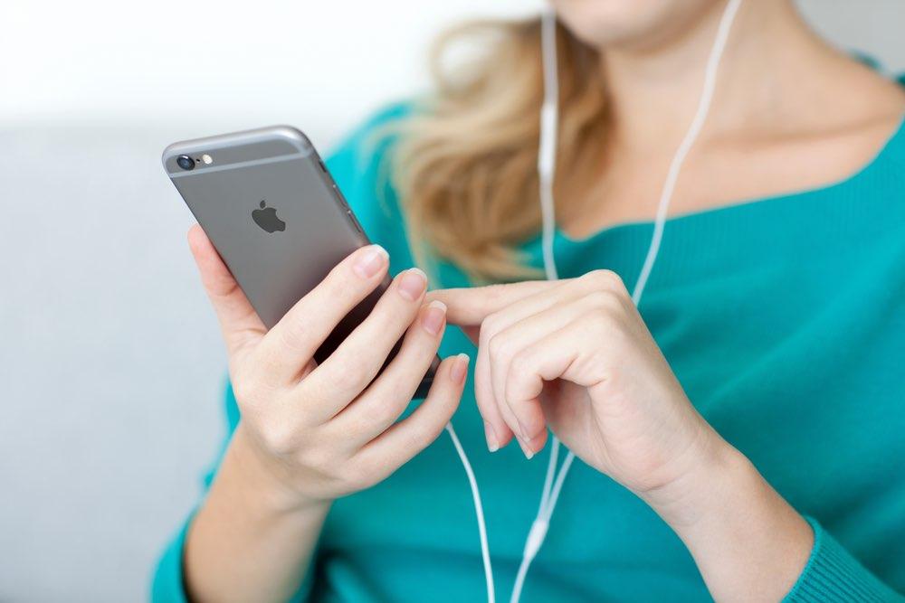 EarPods met iPhone 6
