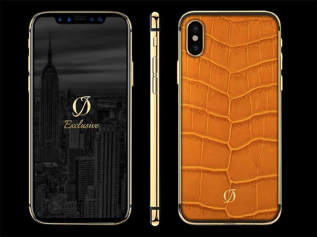 OJ Exclusive iPhone X