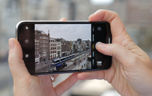 iPhone X review: camera