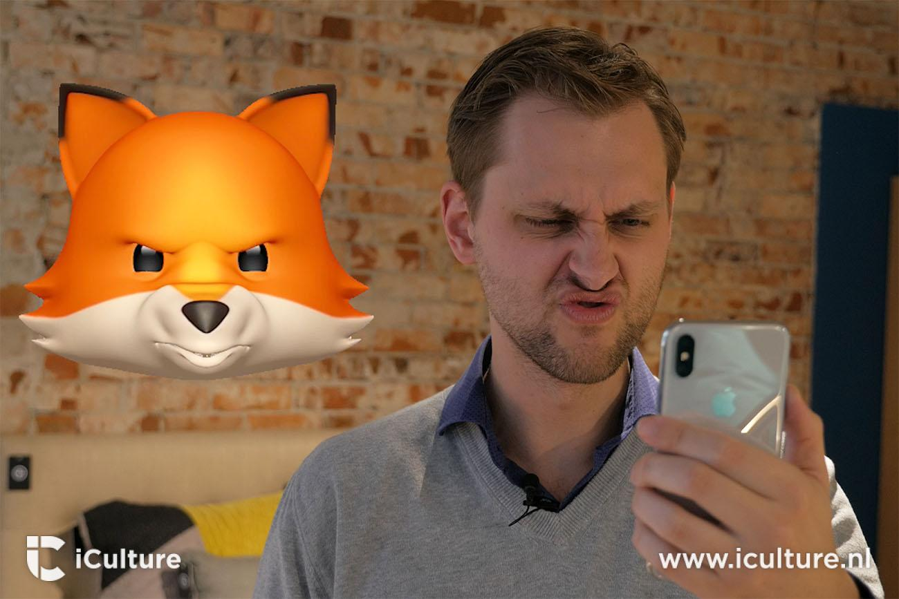 iPhone X review: Animoji