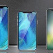 'Drie nieuwe iPhones in 2018 met uiterlijk van iPhone X'