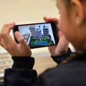 Augmented reality kom je overal tegen, ook als je geen spelletjes speelt