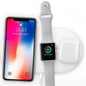 iPhone X, Apple Watch en AirPods met AirPower.