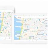Zo gaat de vernieuwde Google Maps-app eruitzien