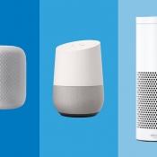 Apple HomePod, Amazon Echo en Google Home
