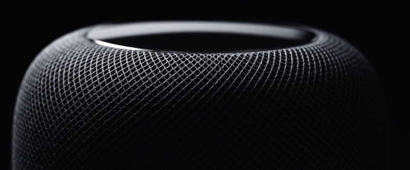 Apple HomePod zwart