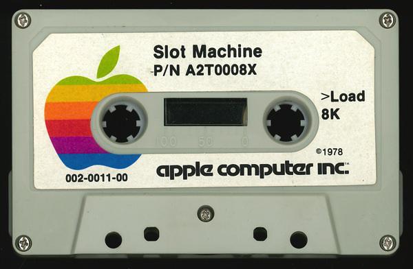 Apple cassettebandjes
