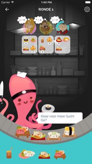 Sushi Go.