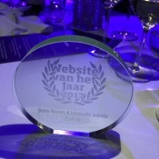 Award Website van het Jaar