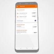 Zakelijke ING-klanten kunnen met de Bankieren-app bonnen en facturen inscannen