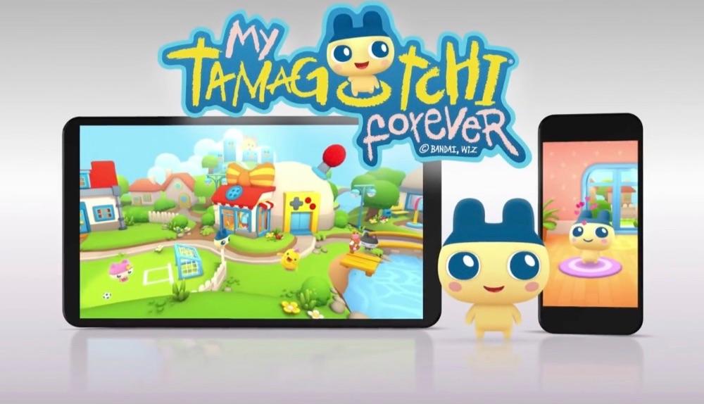 My Tamagotchi Forever.