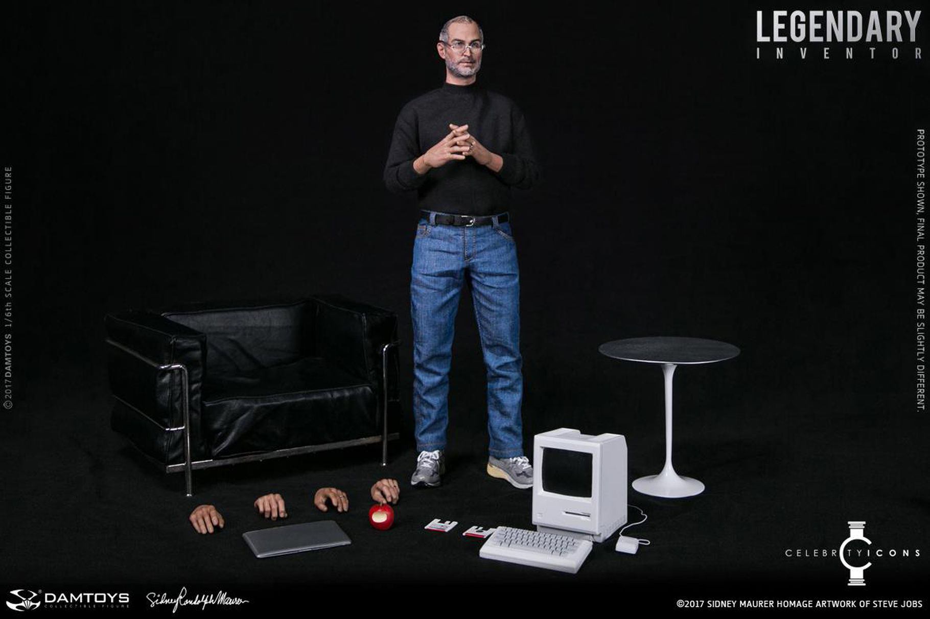 Steve Jobs actiefiguur