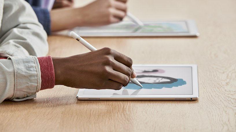 iPad Pro tekenen