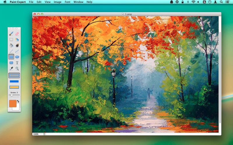 Paint Expert Mac