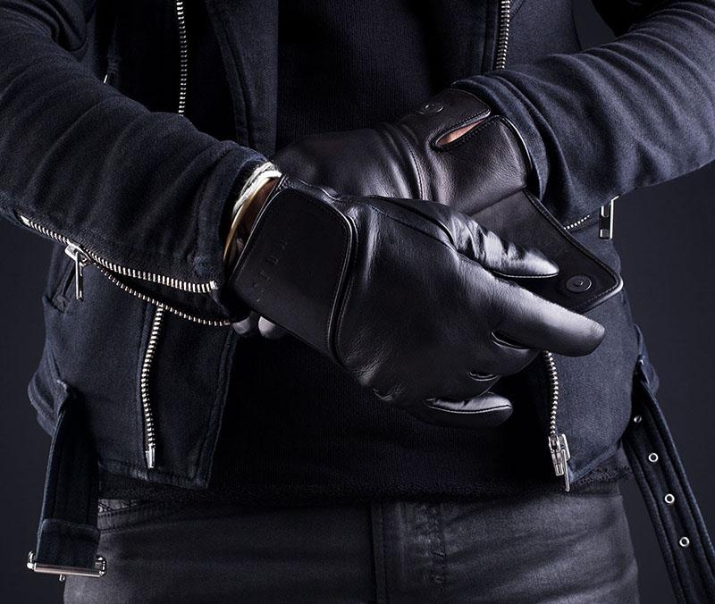 Mujjo lederen handschoenen