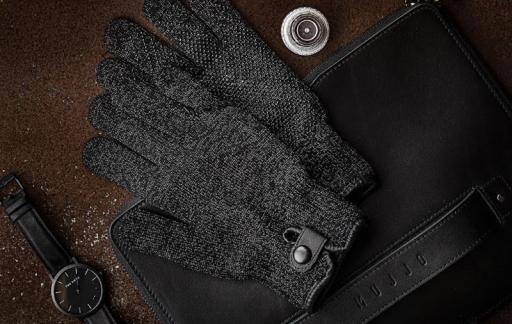 Mujjo dubbellaags handschoenen