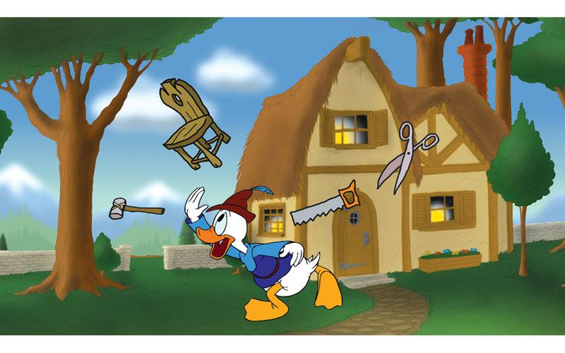 Disney Mickey's Typing Adventure.