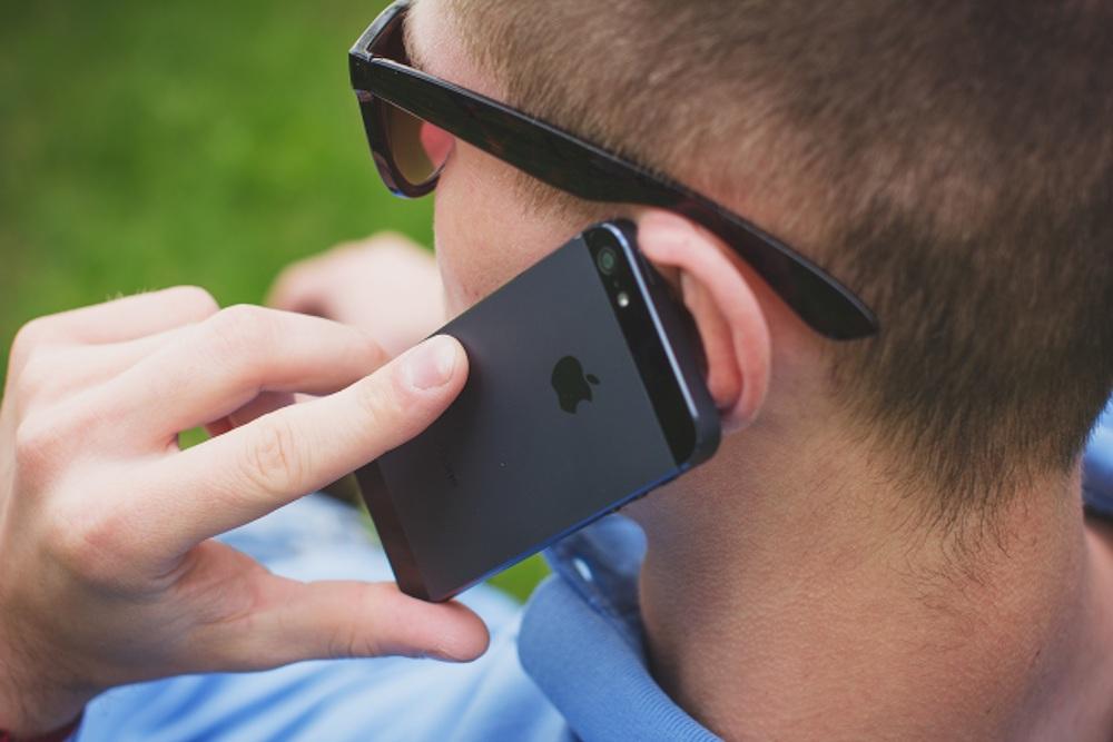 Kan niet bellen met iPhone