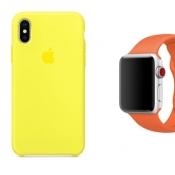 Voor de feestdagen: drie nieuwe kleuren voor Apple Watch-bandje en iPhone-hoes