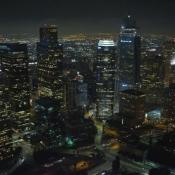 Apple TV 4K screensaver van Los Angeles