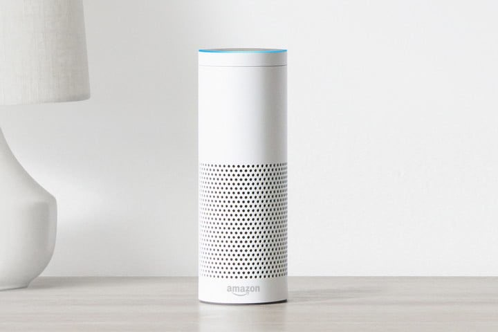 Amazon Echo Plus wit