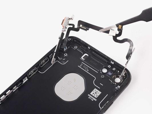 Microfoons iPhone verwijderen