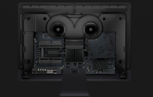 iMac Pro interne componenten