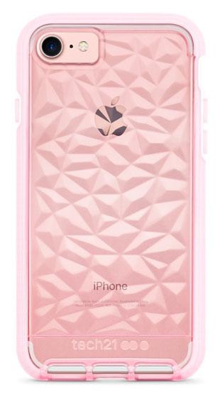 Tech21 roze hoesje