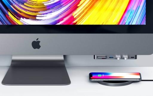 iMac Pro Satechi-hub