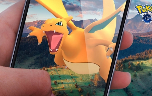 Pokémon Go AR+.