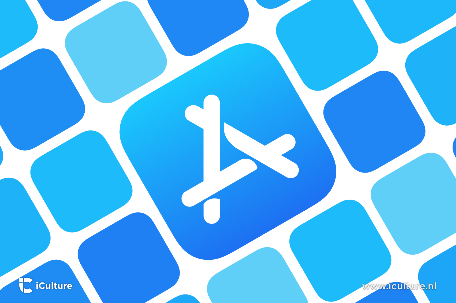 App Store logo.